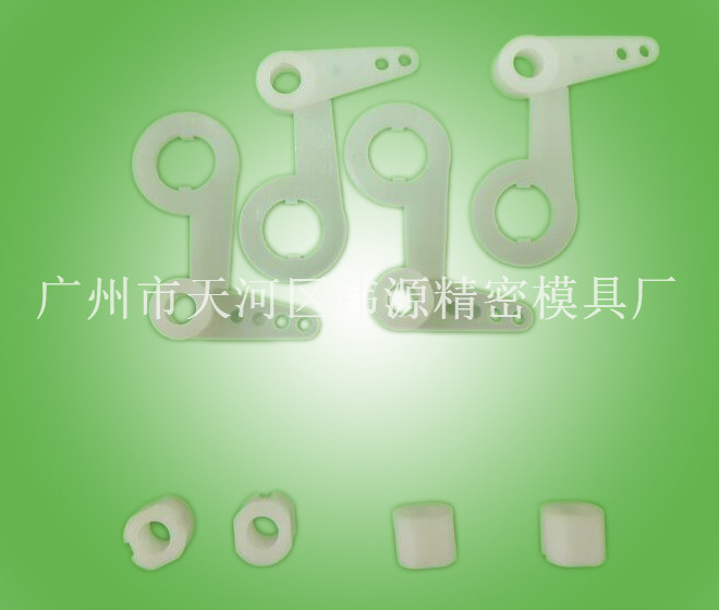 Unidirectional wheel bearing plastic bracket and apron