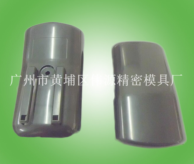 VK-01 front and rear shells